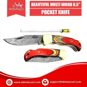 Handmade Pocket Knives