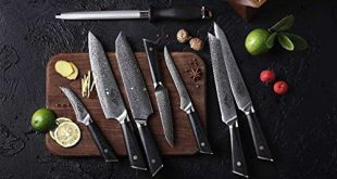 Chef Knife Set1