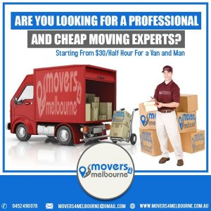 Affordable House Removalists Melbourne